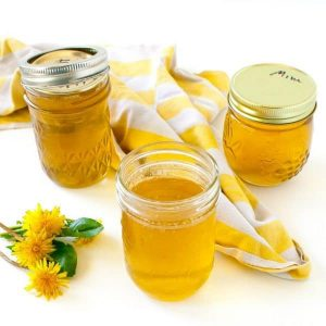 How to make homemade dandelion jelly from flowers