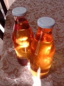 How to make your own dandelion honey mead with no special equipment!