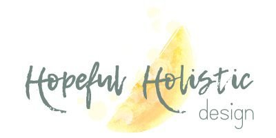 Hopeful Holistic Design logo