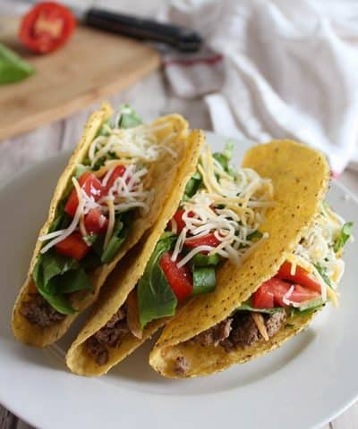 healthy beef tacos with hidden veggies
